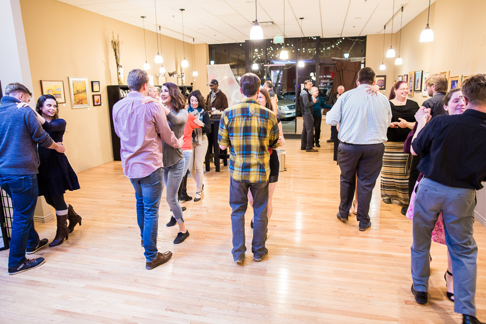 7pm Salsa Class at Dancing & Desserts, March 3rd 2017