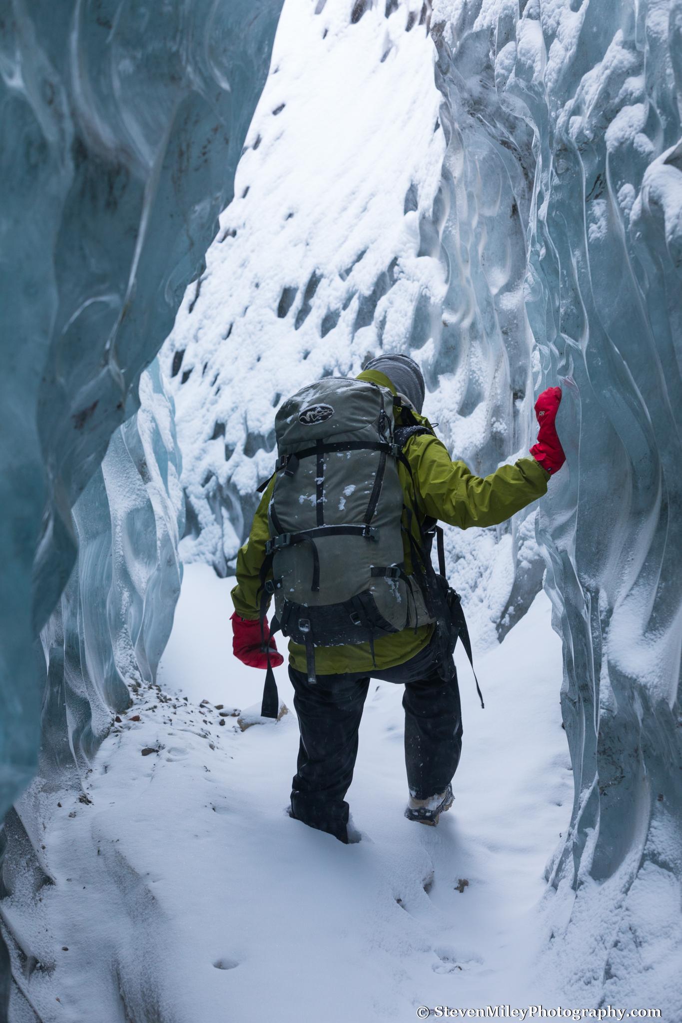 ba85fd1056b Black Rapids Glacier January 2018 — Steven Miley Photography