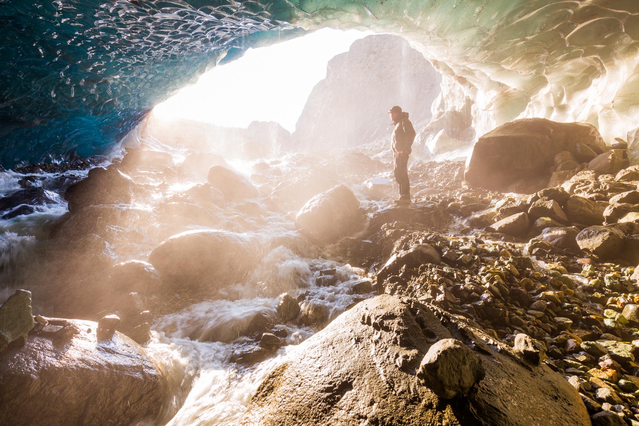 Sunshine Ice Cave