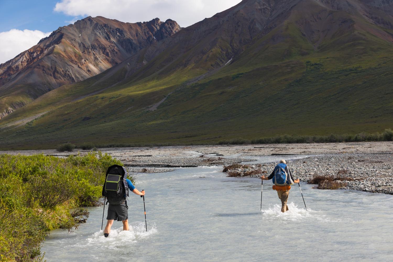 Wood River - Alaska Range