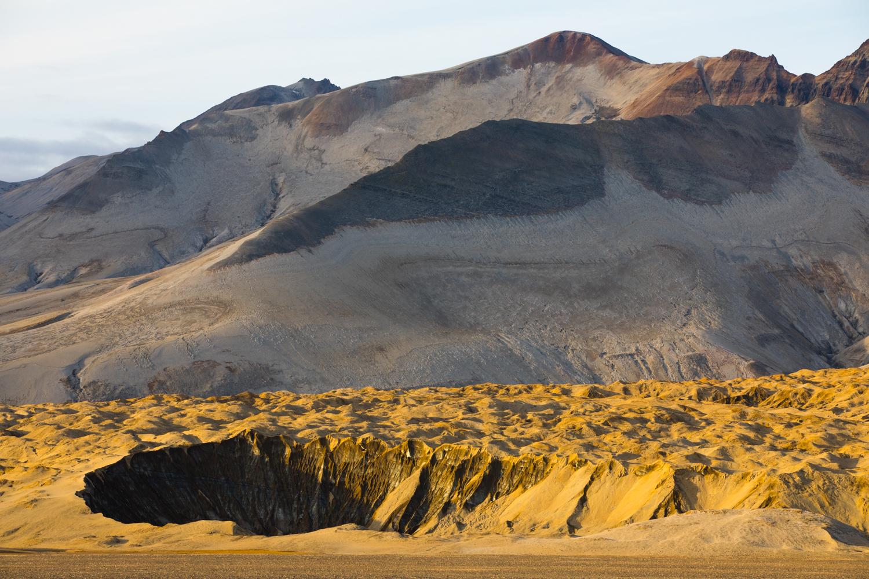 Knife Creek Glaciers - Katmai NP