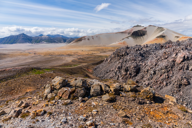 Novarupta Lava Dome & Valley Of 10,000 Smokes - Katmai NP