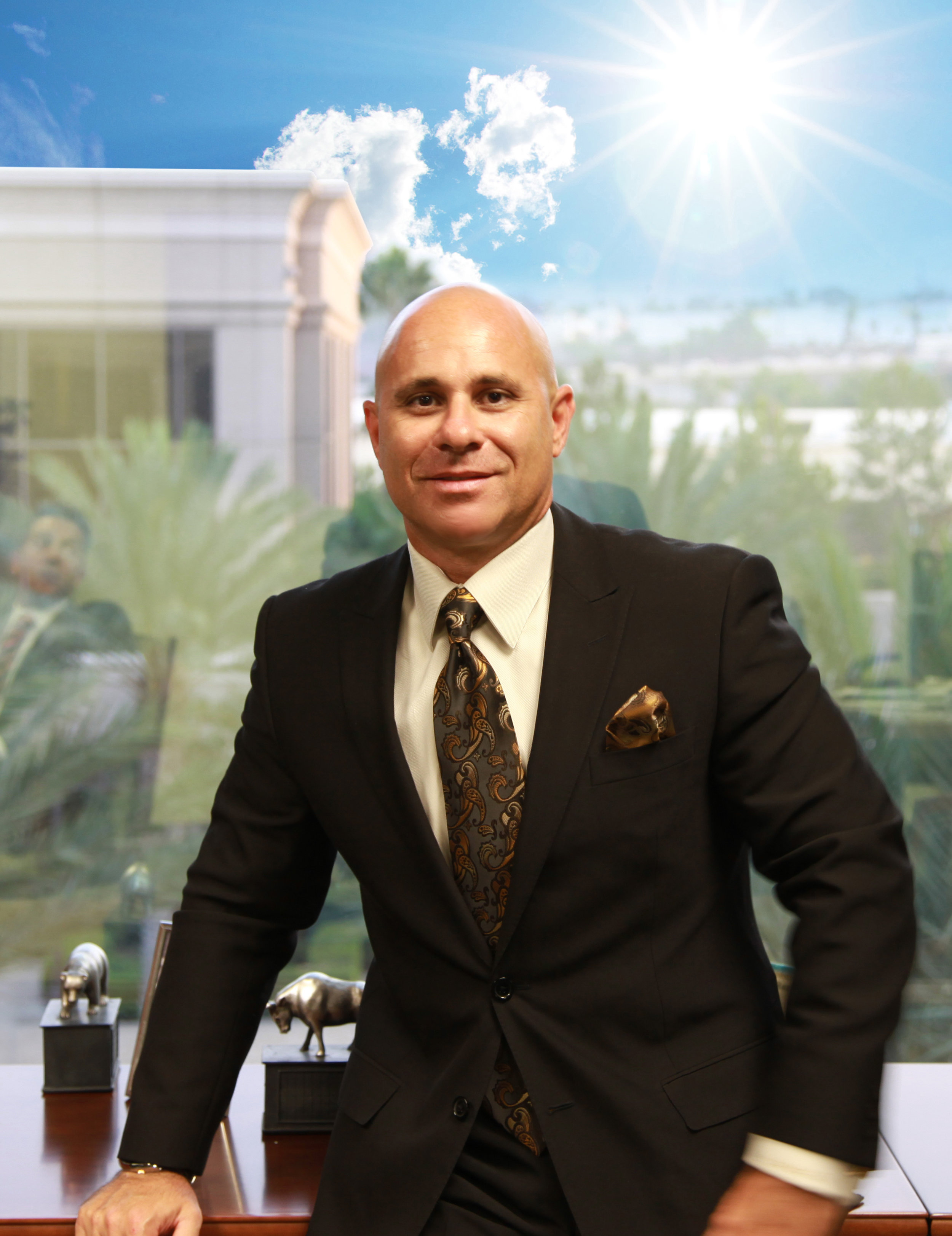 Paul Rozo,  PRMG Chief Executive Officer