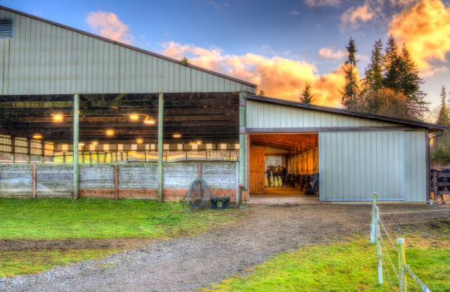 Cedar Meadow Farm, Snohomish WA