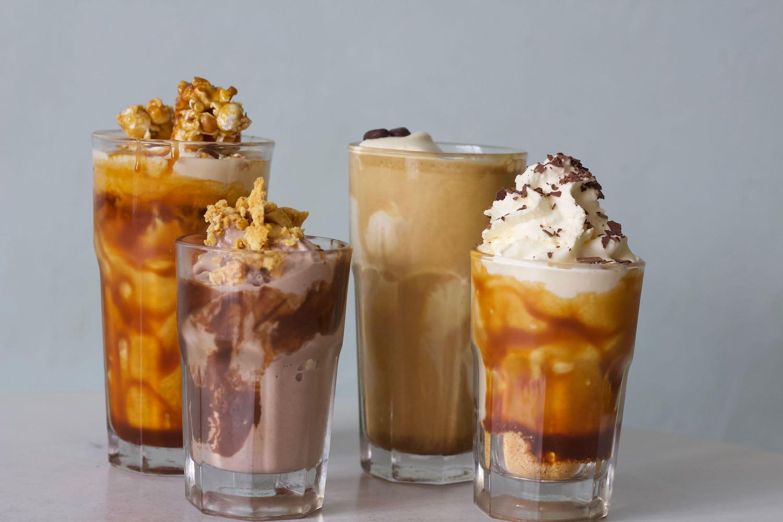 17 thickshake flavours