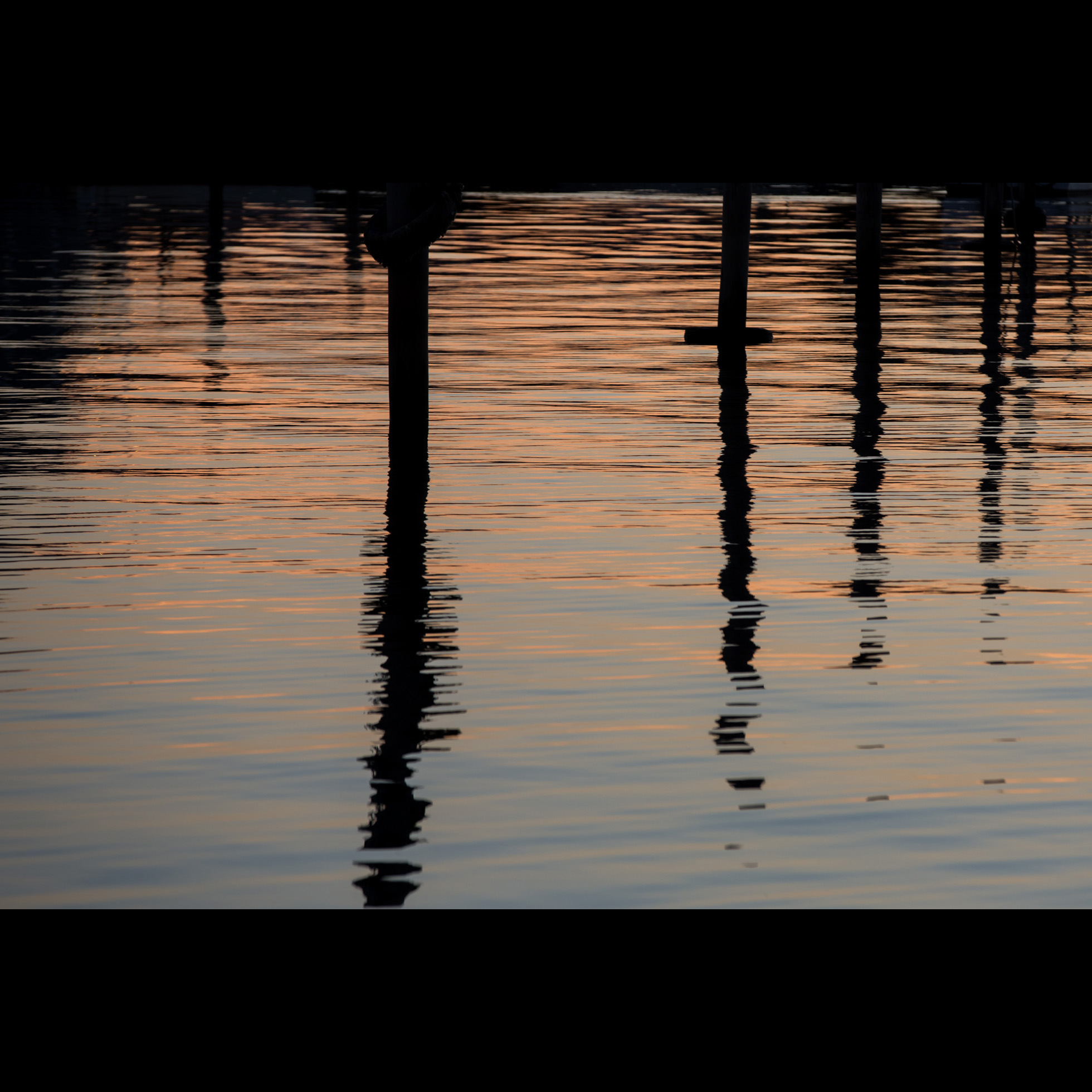 11.29 PIER REFLECTIONS