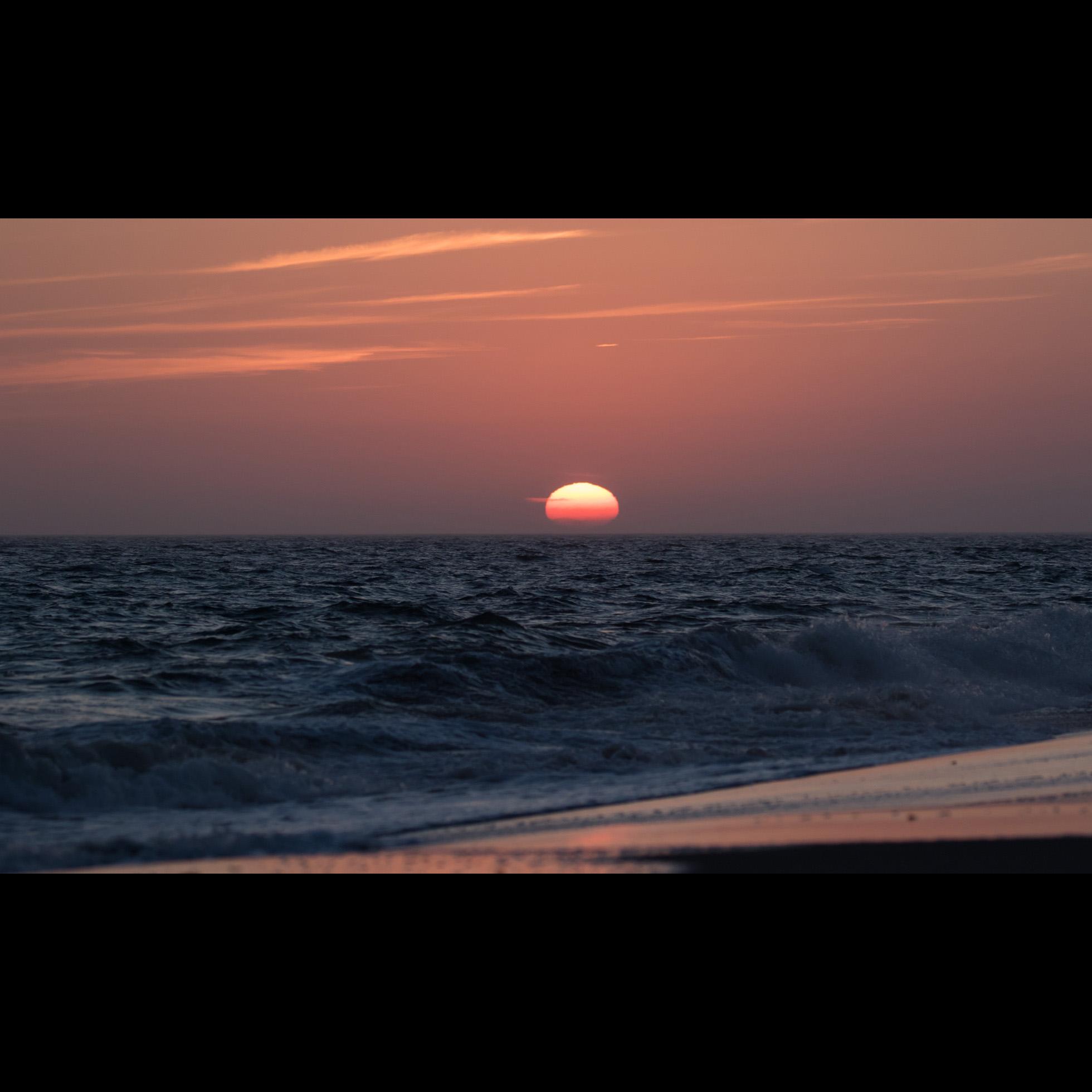 2.23 SOUTH BEACH SUNSET