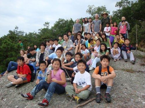 2008 Wonkaksa Children's Summer Camp -