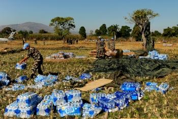 The United Nations stabilization mission in Haiti (MINUSTAH). Source: Tech. Sgt. James L. Harper, Jr, USAF.
