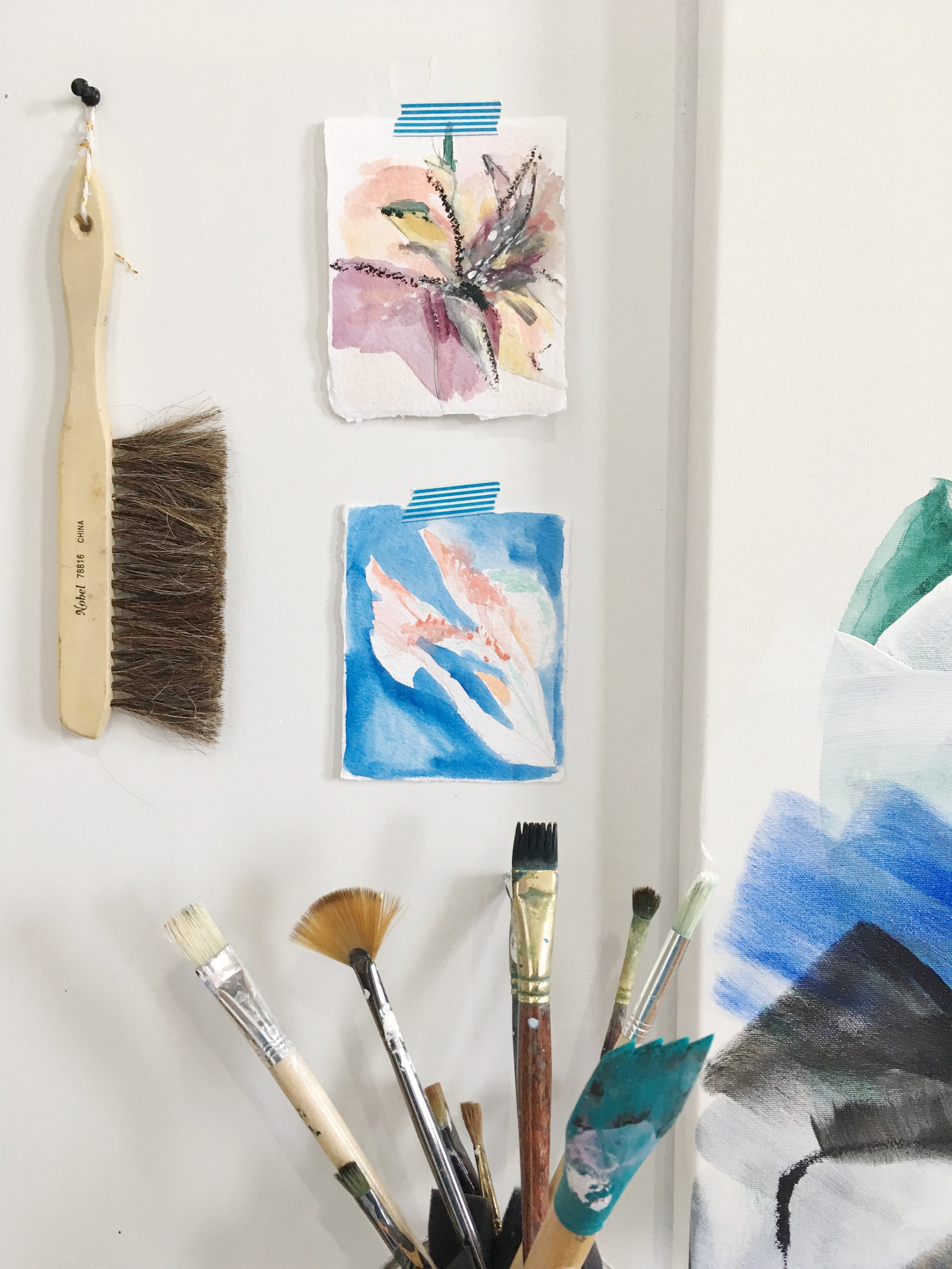Studio - small studies