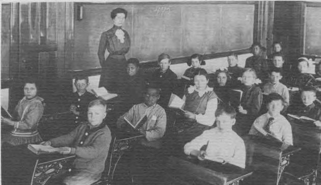 Donovan School, 1911
