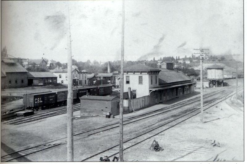 Michigan Central rail facilities