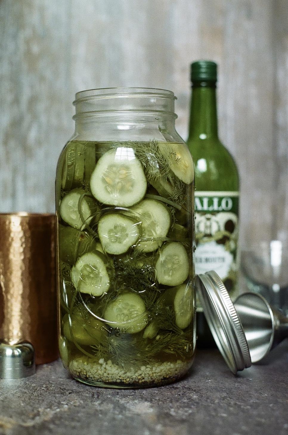 Dill Pickle Vodka 3