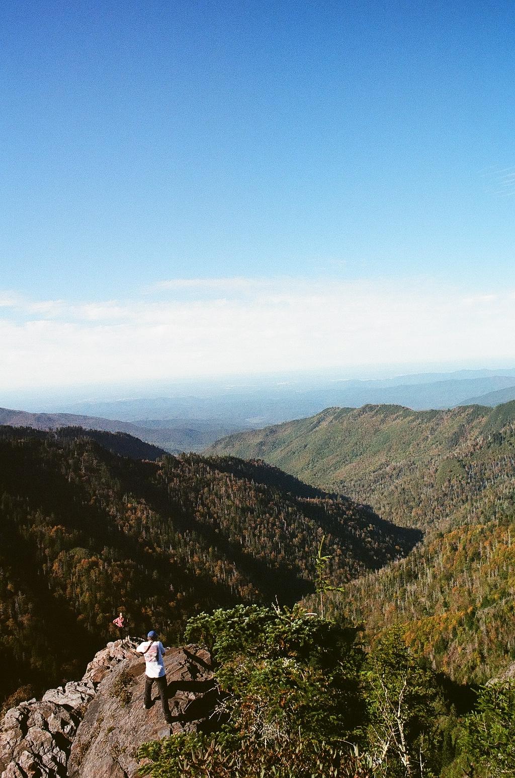 Charlie's Bunion Appalachian Trail