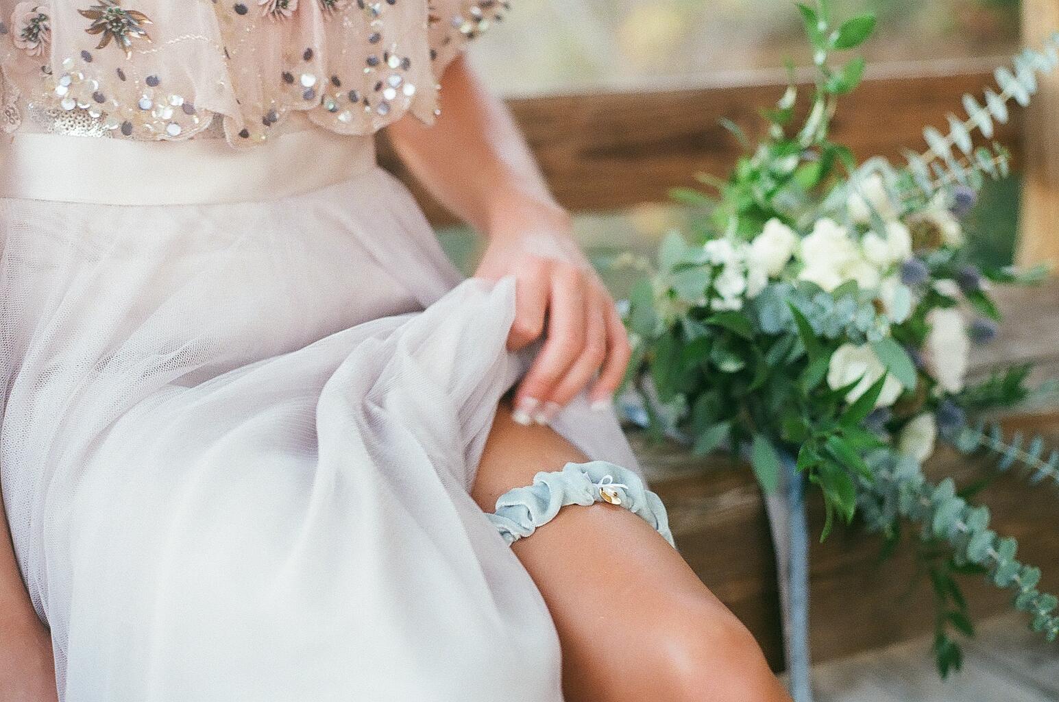 Something Blue Bridal Styled Shoot 1