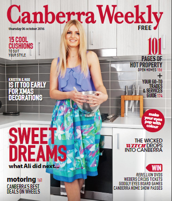 The Canberra Weekly