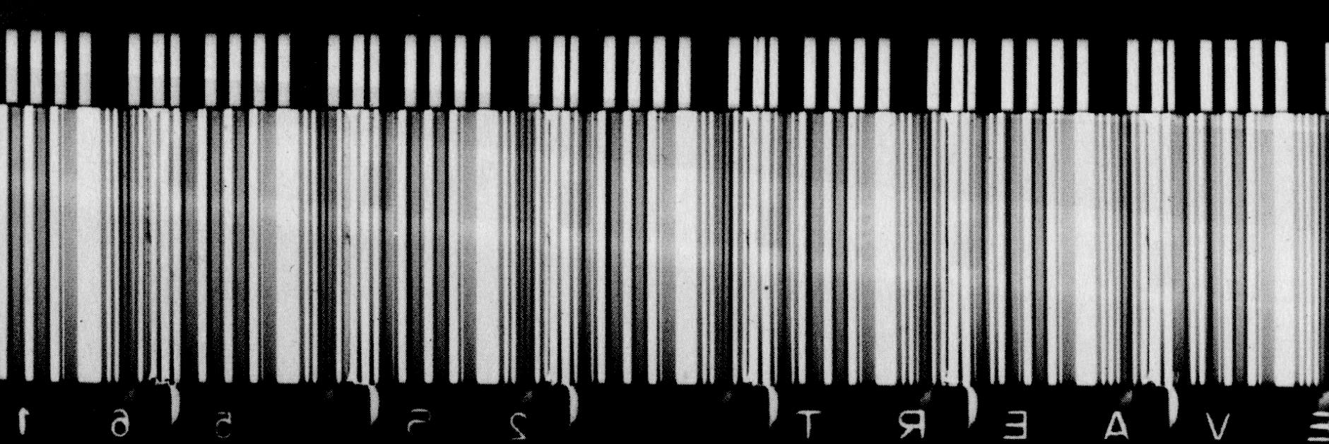 "Light Music    Lis Rhodes  1975-1979 | 25 minutes | UK | 16mm | b&w | sound  In this groundbreaking work, Rhodes plays with our preconception of film by presenting the soundtrack as a series of horizontal and vertical lines that were drawn with pen and ink on the optical edge of the filmstrip. These are projected onto two opposite facing screens in a hazy room. As the films roll, they appear as an 'optical soundtrack'. What the viewer hears, on the other hand, is the audible equivalent of the alternating images on the screens. The space between the two screens turns the beams into airy sculptural forms consisting of light, shadow and smoke, which encourages the viewer to move around the room. This in turns destroys conventional film watching codes and turns the film into a collective practice where the audience is expected to intervene into the work and thus, become the performer. This work was the artist's reaction to what she perceives as a lack of interest and appreciation of European women composers. Thus in  Light Music , Lis Rhodes interweaves cinematic practices with a range of topics from gender politics to phenomenological experience. -Deren Erelçin  The film is not complete as a totality; it could well be different and still achieve its purpose of exploring the possibilities of optical sound. It is as much about sound as it is about image; their relationship is necessarily dependent as the optical soundtrack ""makes"" the music. It is the machinery itself that imposes this relationship. The image throughout is composed of straight lines. It need not have been. –  Lis Rhodes"