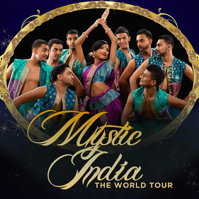 Mystic India The World Tour