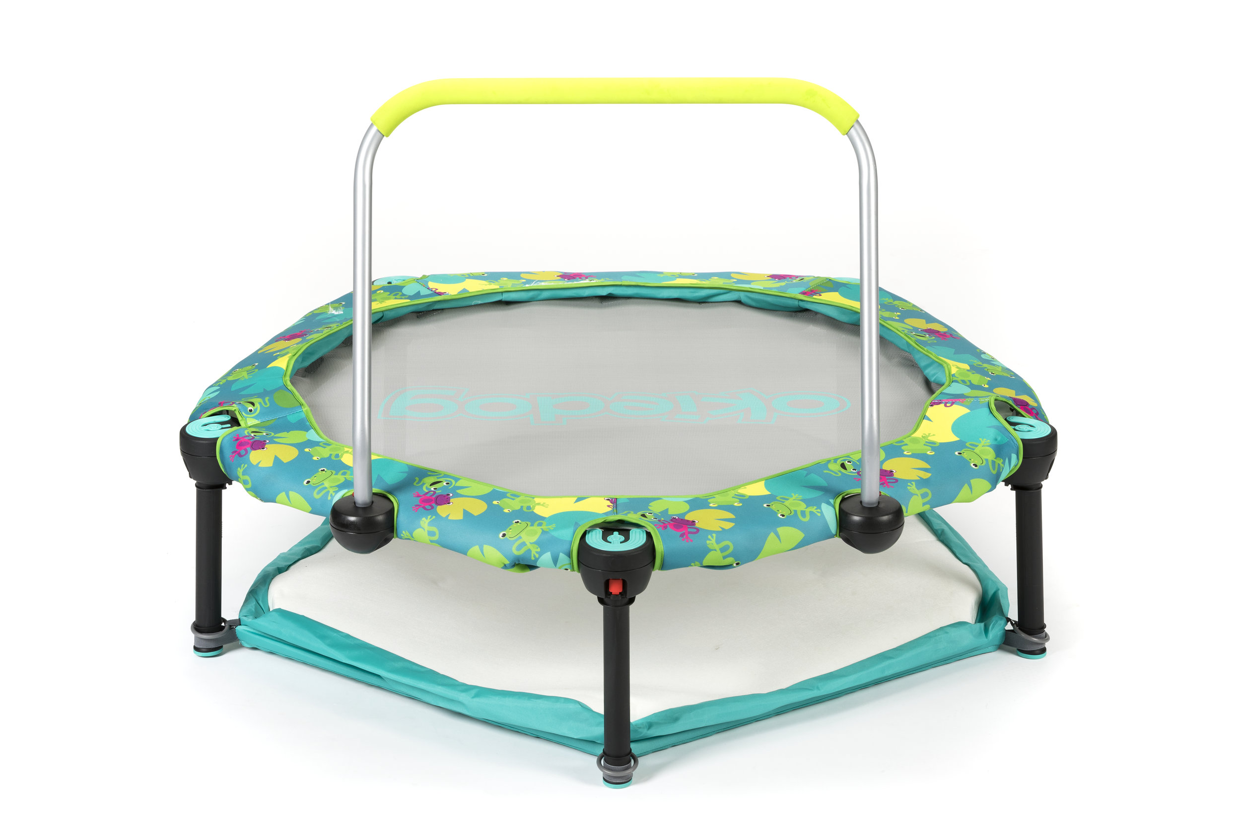 Frogs - 90003 - trampoline with safety bar.jpg