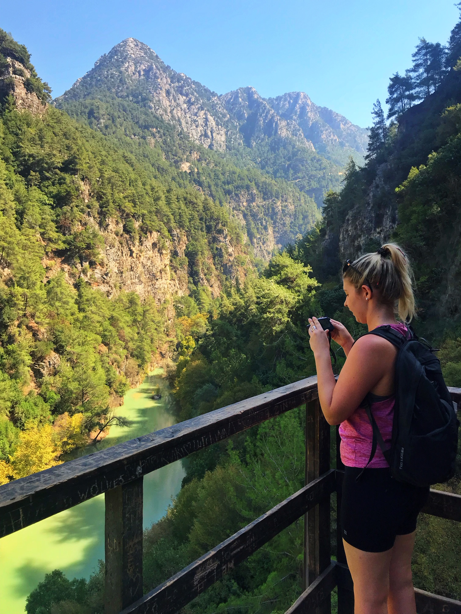 Chouwen Day Tour