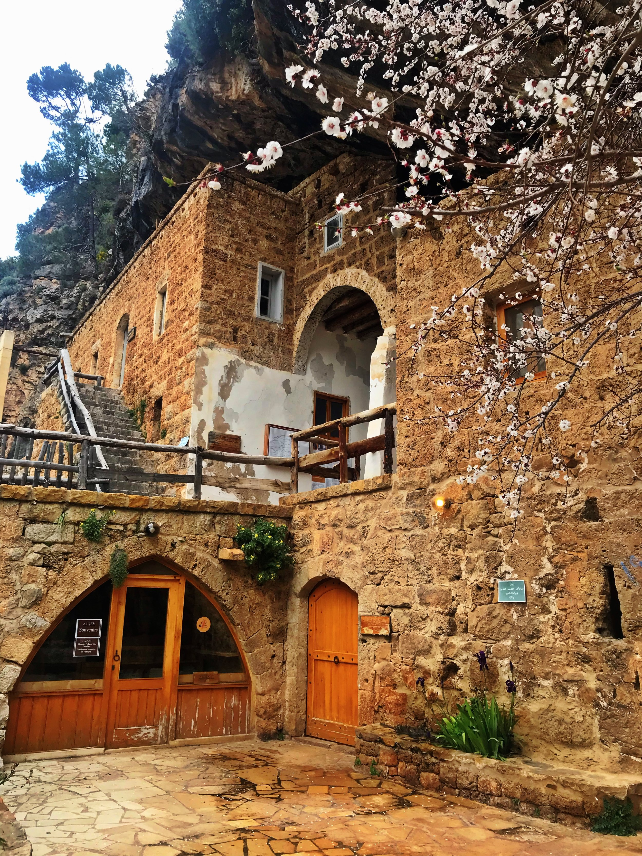 Qannoubine Monastery