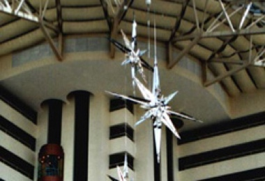 Christmas Decorations - Inside Burswood Casino .jpg