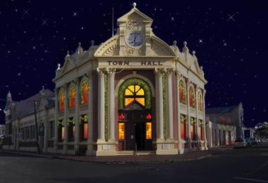 Christmas Decorations - York Town Hall.jpg