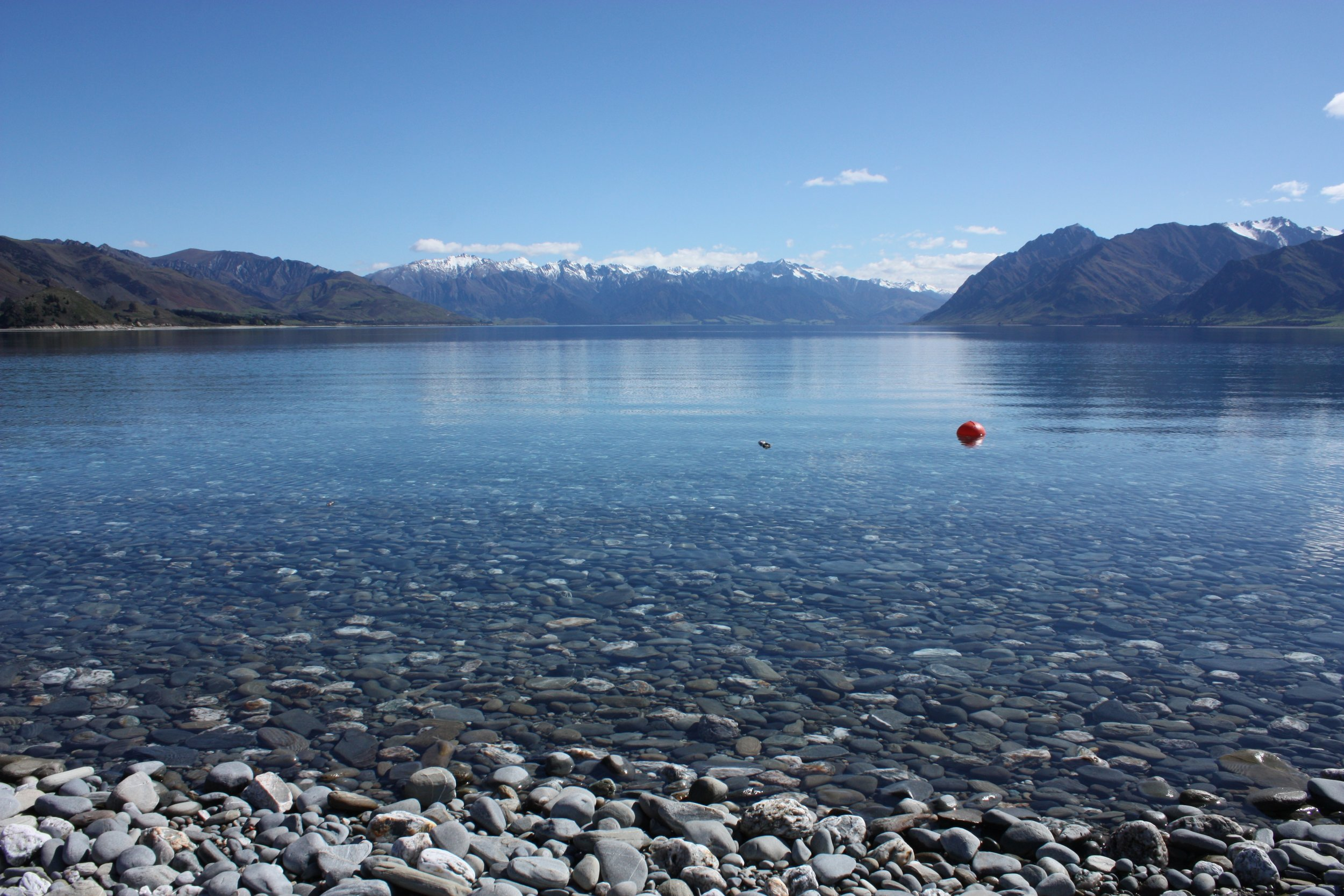 Lake Hawea - Photo by Penny Willocks
