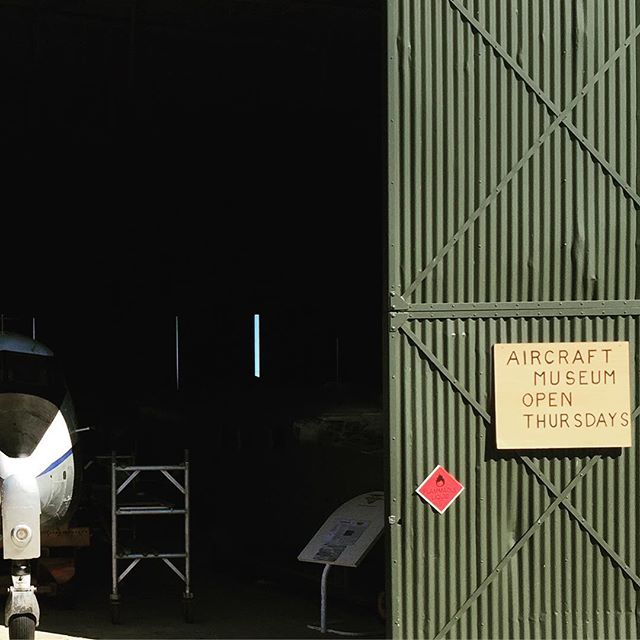 Looks like I picked the right day to visit #Parkes  #HARS #Aviation #Museum