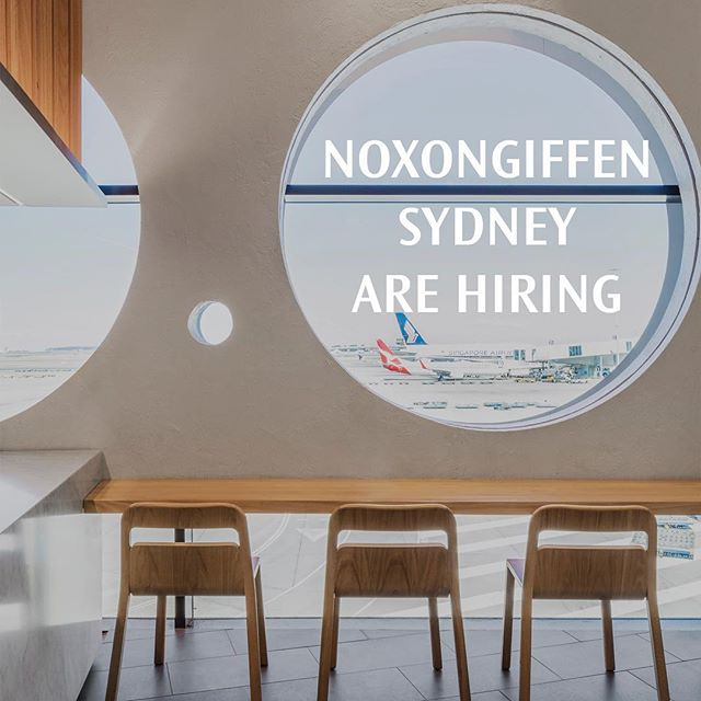 Noxon Giffen Sydney is seeking an outstanding Architectural Graduate to assist with a diverse range of projects. The role requires 3-5 years post-graduate Australian experience. With strong design sensibilities, you will also need a competent working knowledge of the planning and building regulations. Proven documentation skills in AutoCAD/Revit are essential. The successful applicant will be collaborating with clients, consultants and contractors through all stages of our projects. The position offers an excellent opportunity to be a key part of a small award winning practice and gain broad experience across a variety of projects.  Please forward your CV and portfolio in a single PDF to sydney@noxongiffen.com.