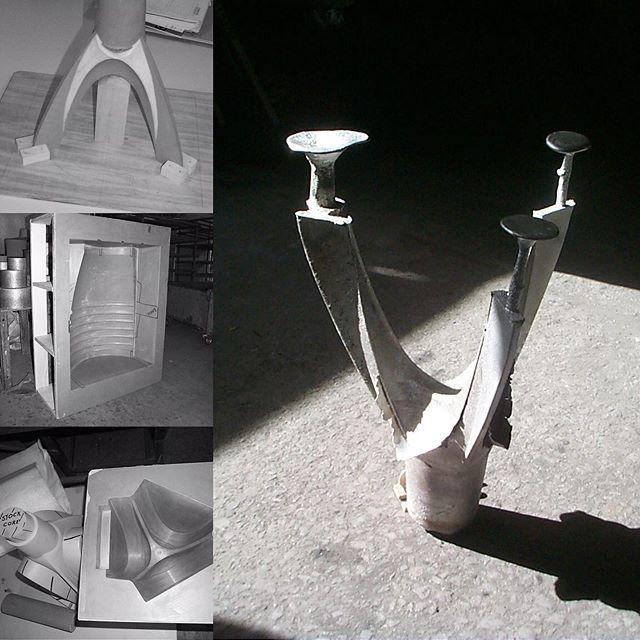Nostalgia  #9855 #PaddingtonStreetFurniture #prototyping #gordonandvalich  @koopman2 and Tom Sitta