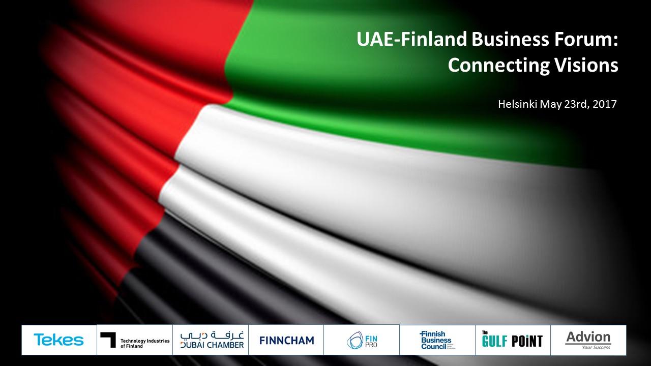 UAE - Finland Business Forum kansi.png