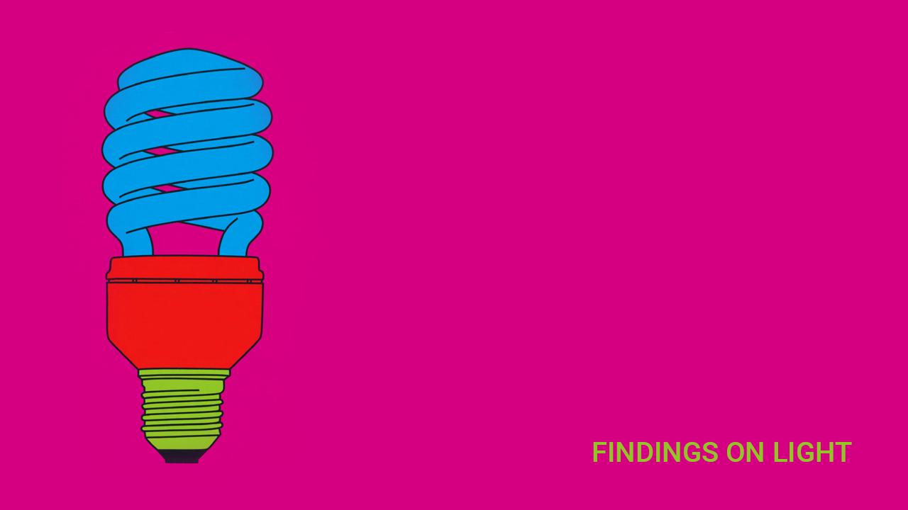 FINDINGS ON LIGHT (2016)