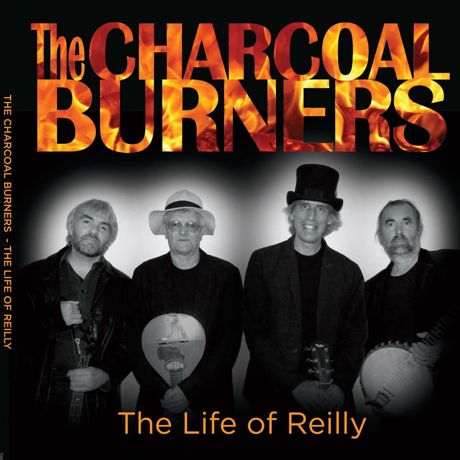 Life of Reilly CD Cover