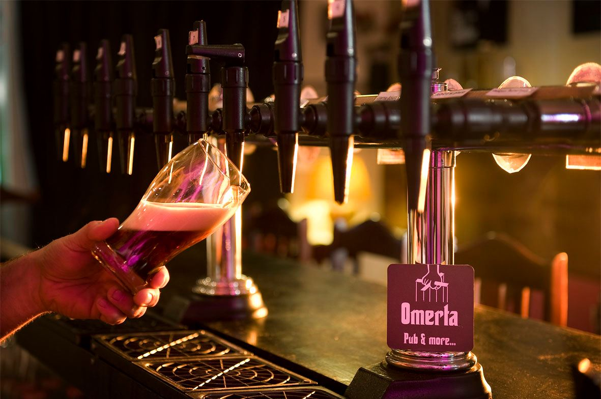 Photo: Omerta Pub & More