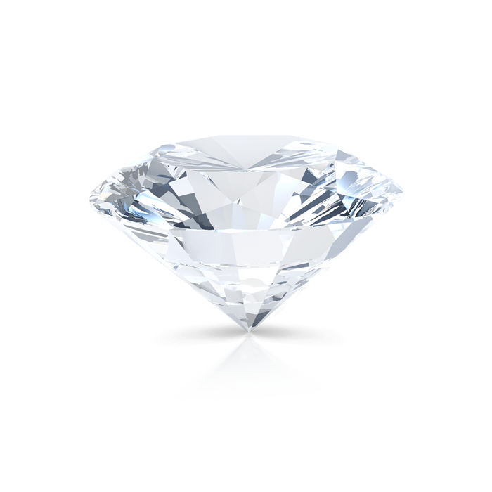ROUND DIAMOND SIDE