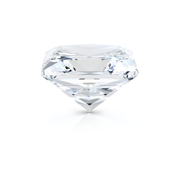 PRINCESS CUT DIAMOND SIDE