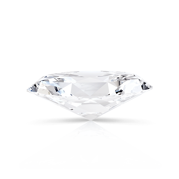 MARQUISE DIAMOND SIDE
