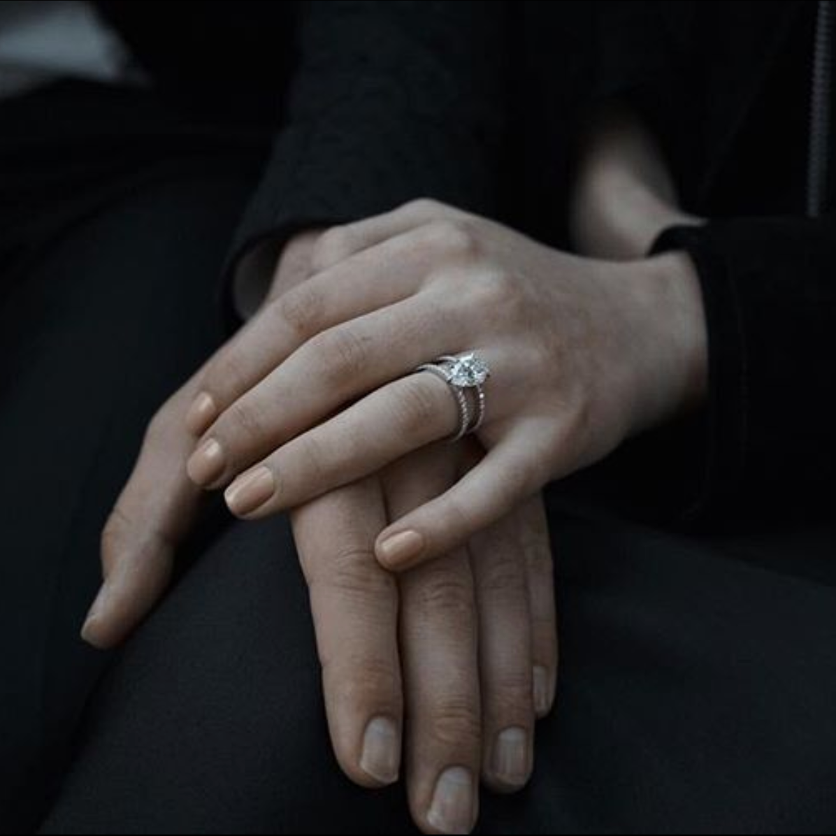 'I Said Yes' Game of Thrones'  Sophie Turner 's Instagram announcement