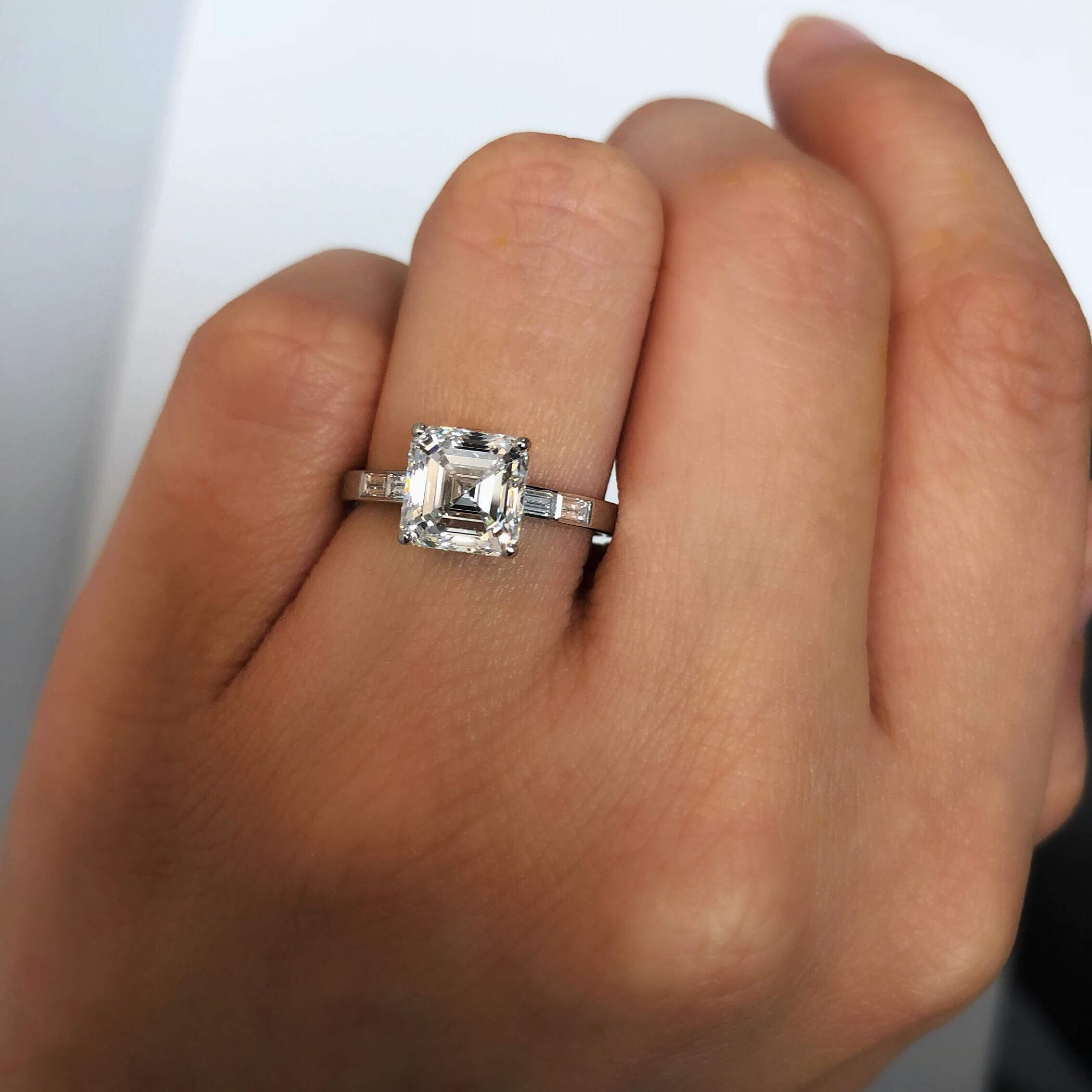 The Latest Engagement Ring Trends Queensmith Master Jewellers