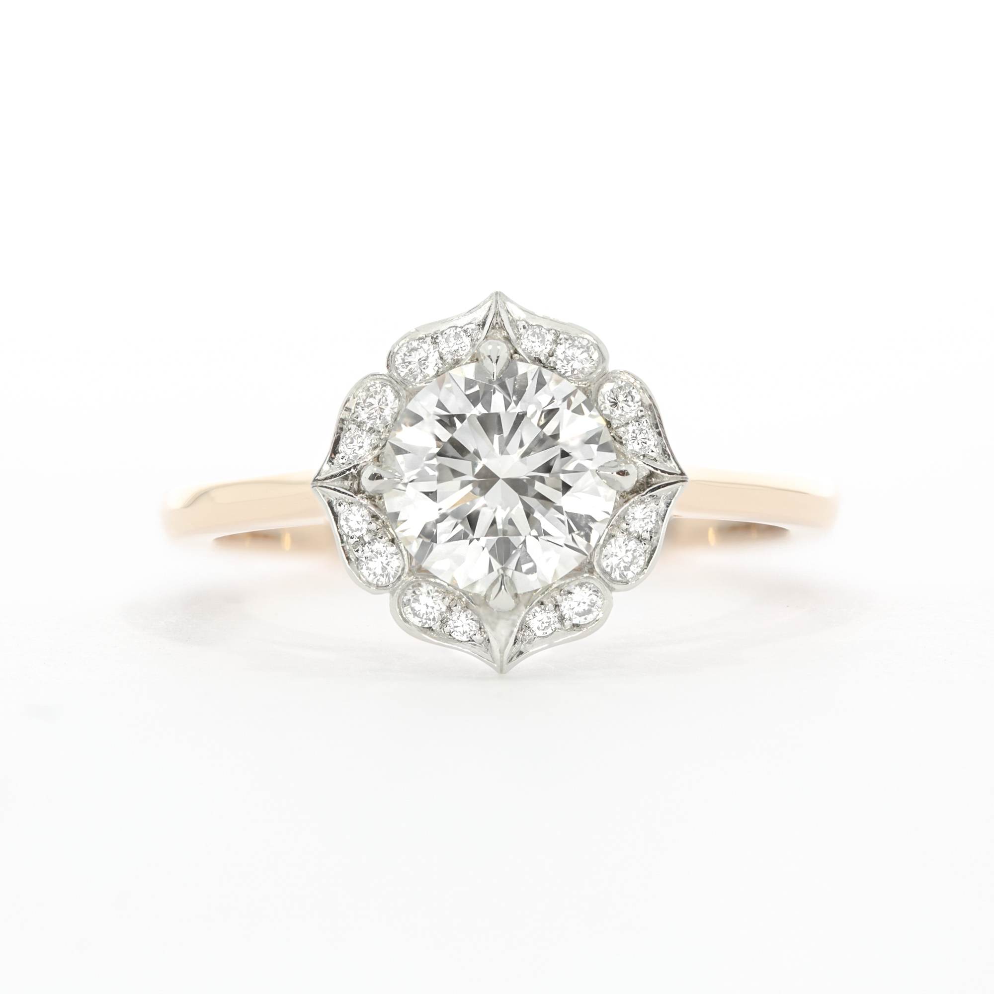 The  Rainer  engagement ring