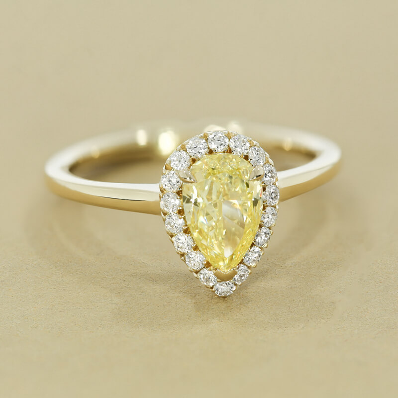 yellow-diamond-pear-halo-yellow-gold-engagement-rings-queensmith-master-jewellers-hatton-garden.jpg