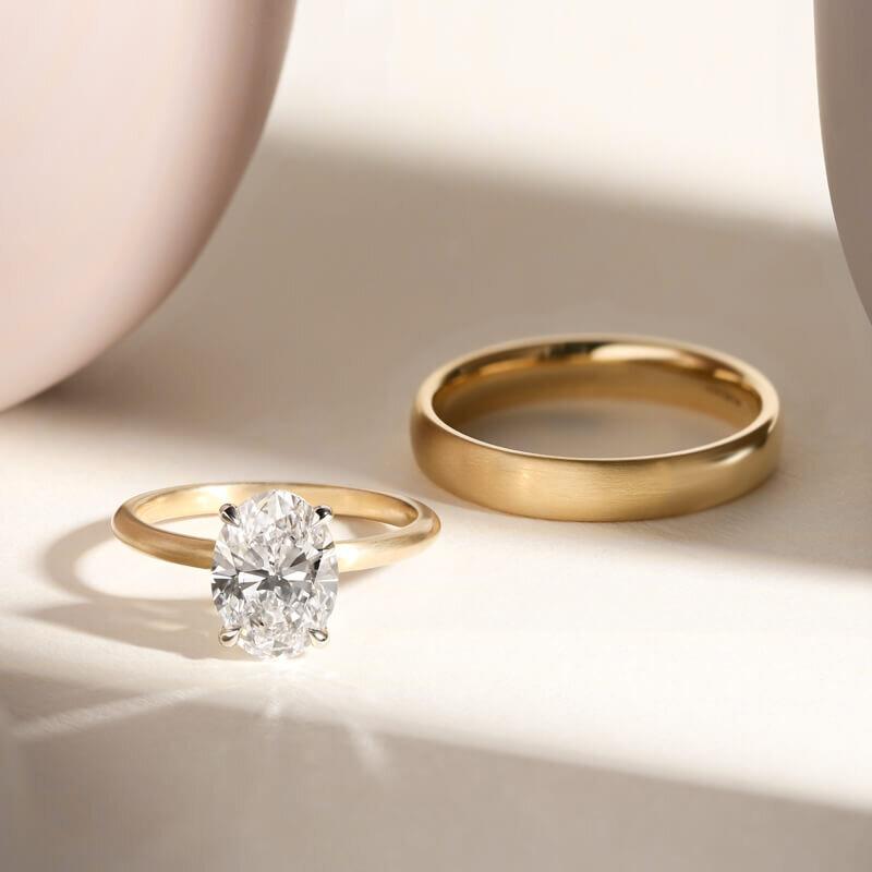 2020 Wedding Trends Custom Rings Buff Dresses Queensmith