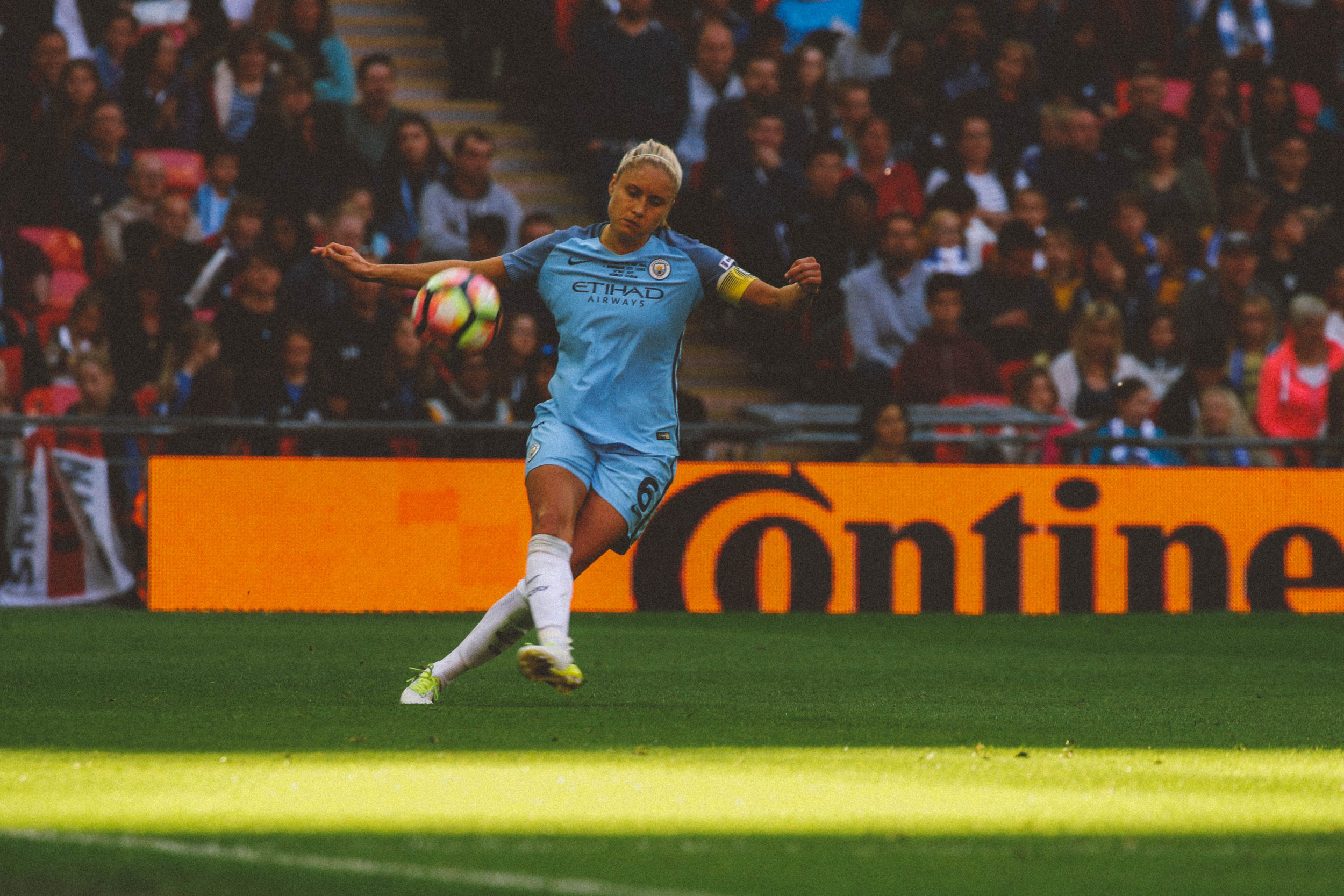 Steph Houghton | Click to view full screen