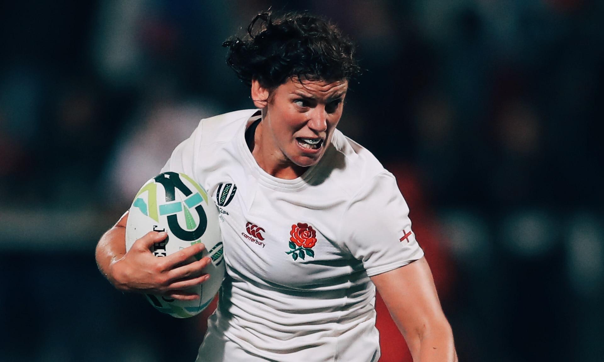 England captain Sarah Hunter