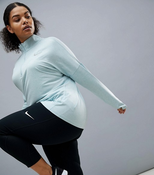 Nike Plus Running Half Zip Top   £38