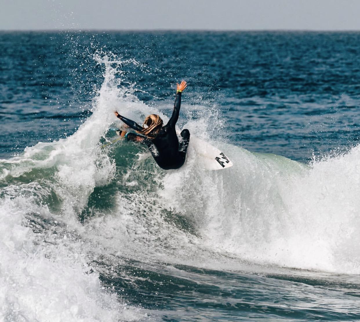 Samantha Sibley in Cali. Image: Chris Grant