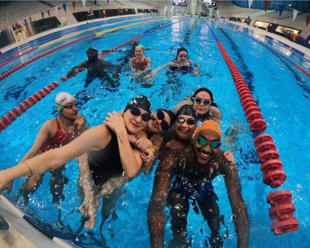 Img: Swim Dem Crew