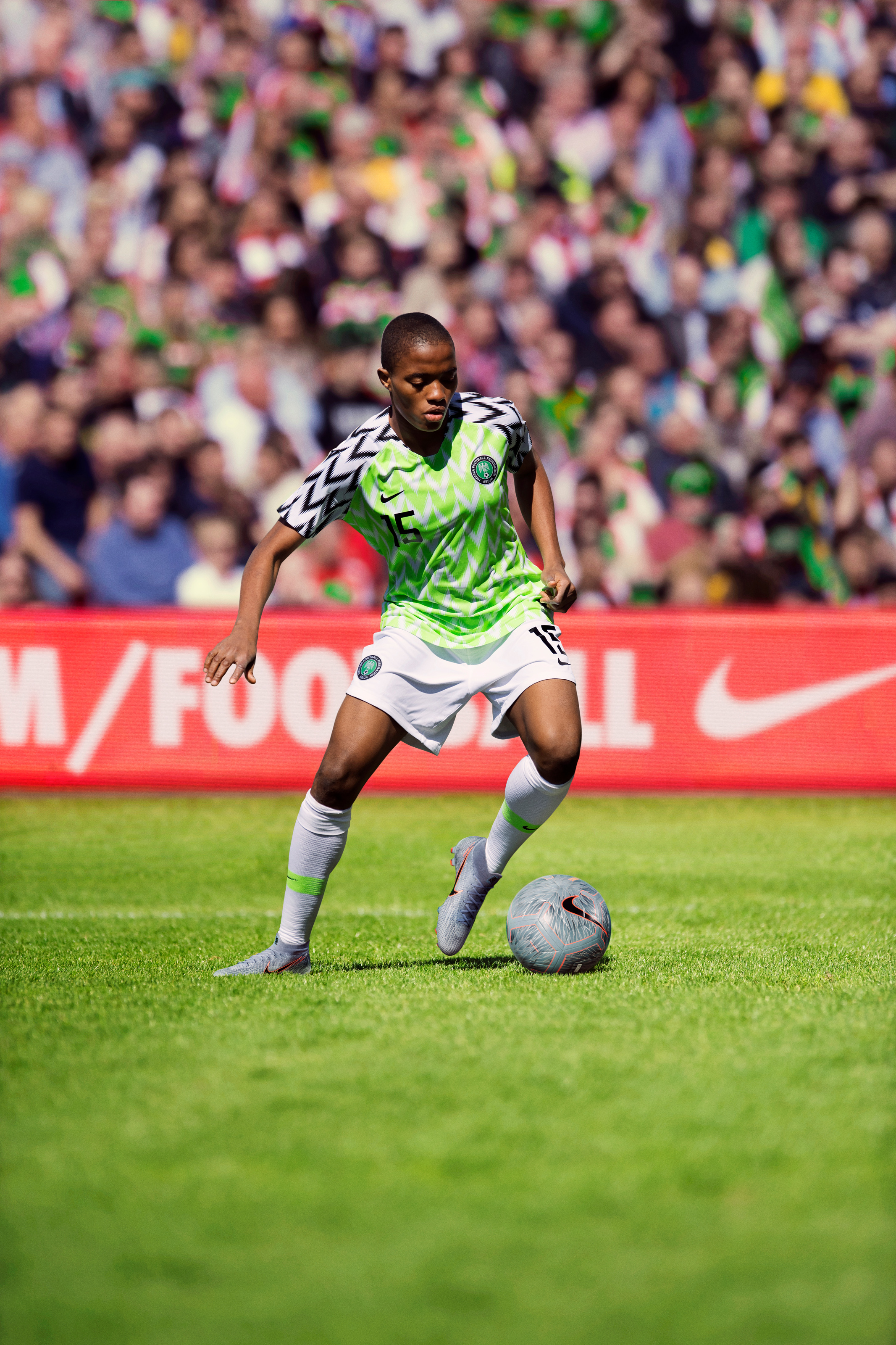THAT Nigeria home kit