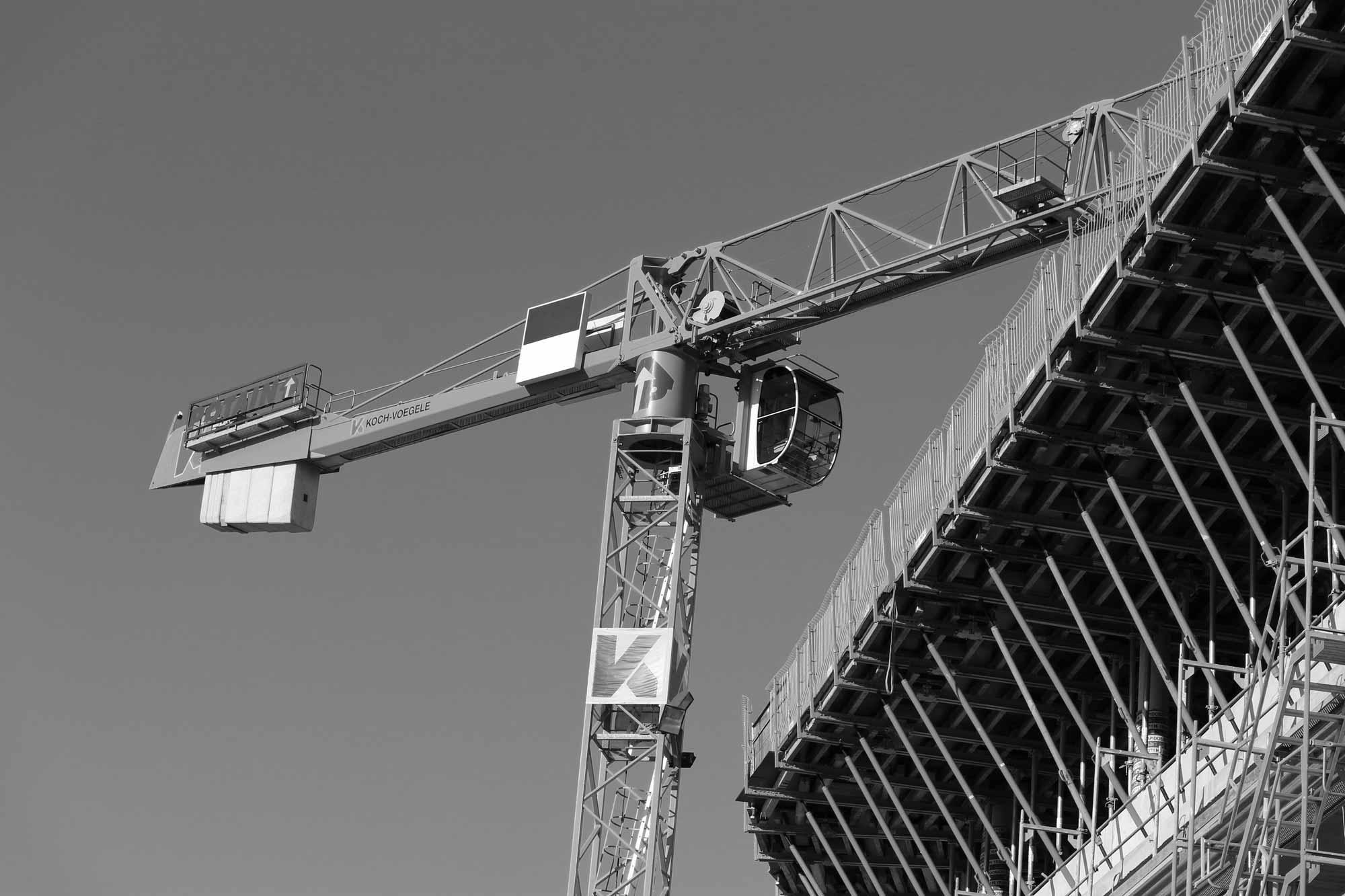 <p>Anwendung von Lean Construction im Hochbau</p>